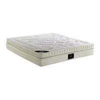 太空乳胶独立袋装四边床垫