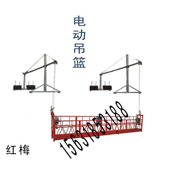 工程用的吊篮控制电路图