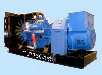 220 2400kw奔驰MTU柴油发电机组,广西发电机组,南