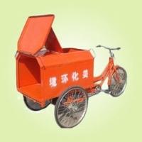 环卫保洁车清洁车人力三轮车