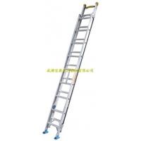 重庆厂家供应高强度铝合金伸缩梯(消防梯)