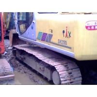 供应二手原装住友SH200挖掘机15万