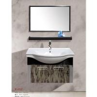 旺易佳高档不锈钢浴室柜-852