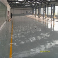 载重工业地坪漆 环氧树脂地坪材料