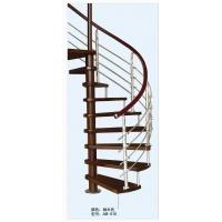 钢木楼梯,旋转楼梯