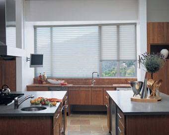 厨房遮阳效果图