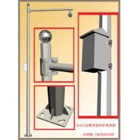 监控杆圆锥形监控杆八角监控立杆视频监控杆
