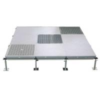 防静电地板 铝合金通风板600×600×35mm