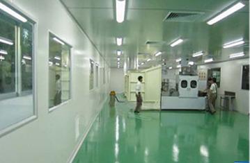 GB-200B 环氧树脂无熔剂防静电自流平地坪