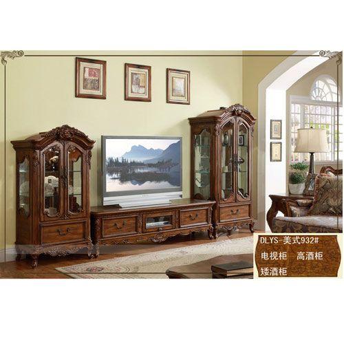 帝高白橡木浅色系列家具