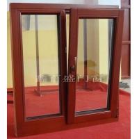 德式铝包木门窗 推拉窗 平开窗 上悬窗 旋转窗
