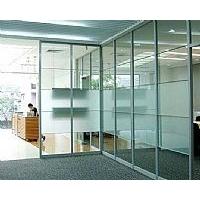 安装玻璃门 玻璃门隔断