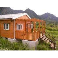 木制活动房屋