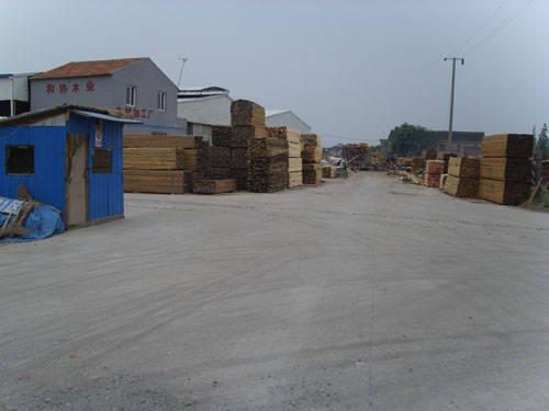 南京木材市场