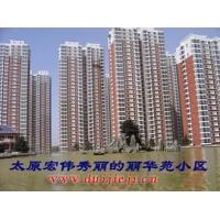 太原丽华苑高层住宅小区-钢筋气压焊接机建