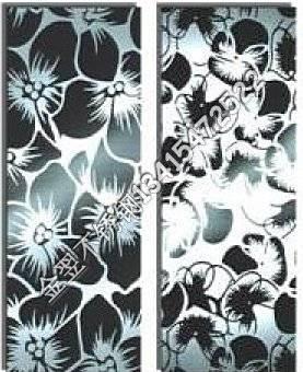 不锈钢黑钛金装饰花纹蚀刻板