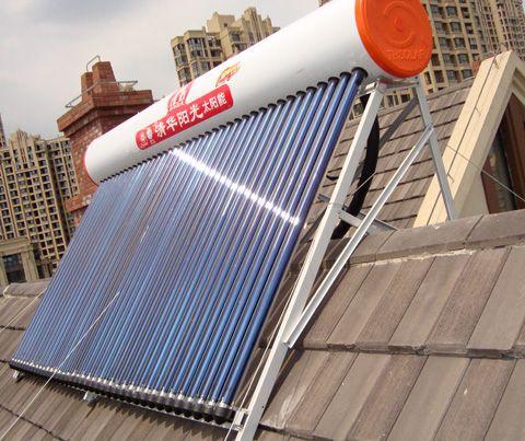 清华阳光太阳能热水器价格表