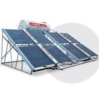 上海太阳雨太阳能热水工程
