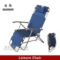 国勤休闲躺椅/便携式躺椅/两用躺椅/午休躺椅