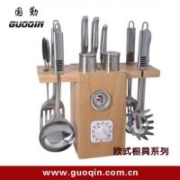国勤套刀/国勤厨房用品/14件套/国勤厨房套刀