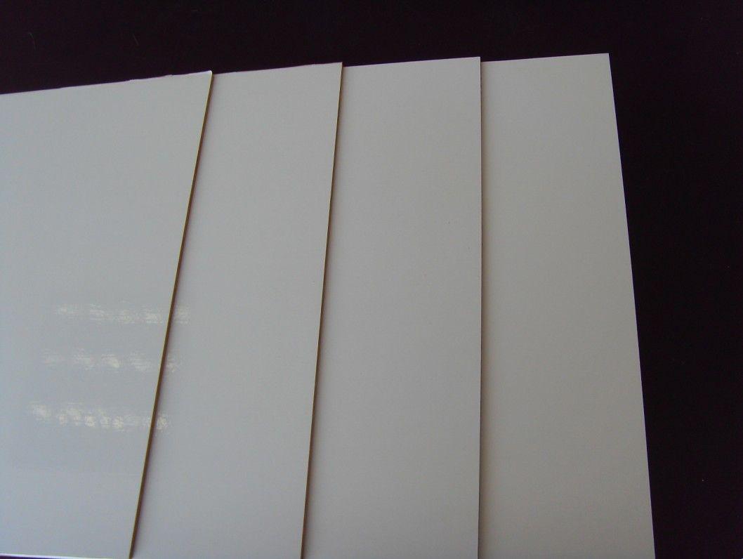 展会专用白色双面PVC贴面展板 标摊展板搭建用展板