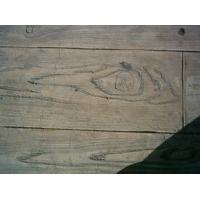 天津园林水泥仿木纹地板