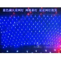供应最新款LED节日照明景观灯/挂树亮化网灯