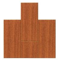 森奥强化复合地板-地板-钢琴面系列