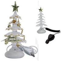 [德骏]USB圣诞树,圣诞礼品,节日礼品,广告礼品