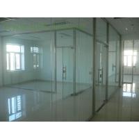 南京写字楼玻璃门 办公室玻璃门,门禁系统
