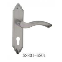 不锈钢高档门锁