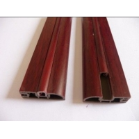 供应塑钢门套线条什么是塑钢材料