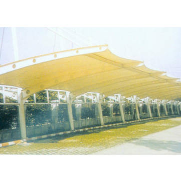 南京钢结构-钢结构项棚8