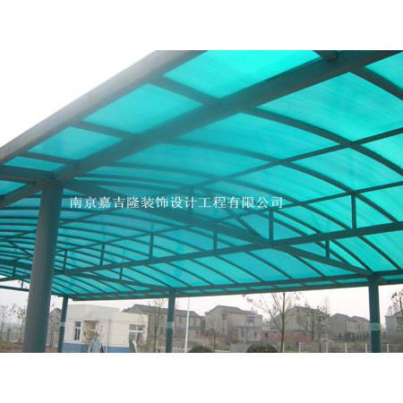 南京不锈钢雨篷-不锈钢雨篷3