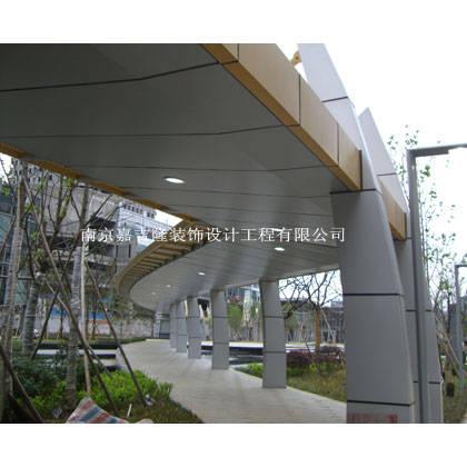南京幕墙-不锈钢幕墙
