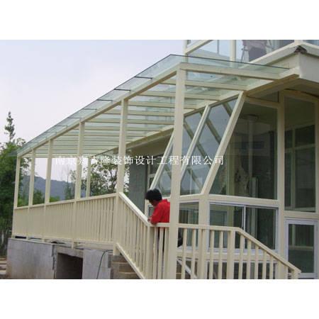 南京阳光房-不锈钢阳光房,雨篷及栏杆