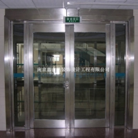 南京不锈钢门-不锈钢装饰