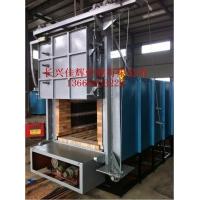 最节能环保的全纤维台车式电阻炉