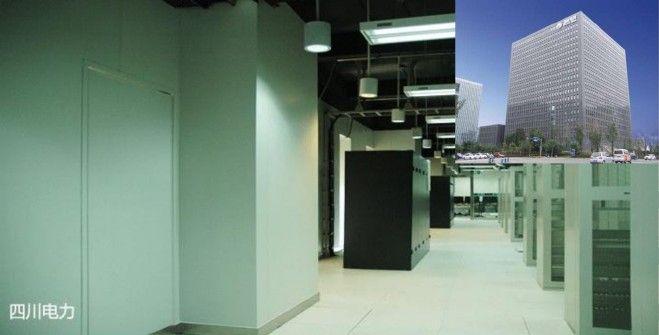 兴铁数据机房装饰墙板 专用机房墙板彩钢板防静电防火