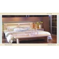 米兰印象板式床