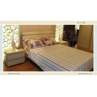 米兰印象定制家具  板式床