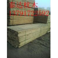 木枕价格,防腐木枕,矿用轨枕