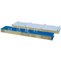 广州同达建材防火岩棉夹芯彩钢板