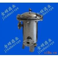 聚结油水分离过滤器