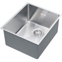 不锈钢手工水槽圆角单槽