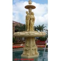 人造砂岩喷泉雕塑厂家