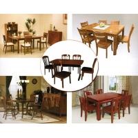 南京桌椅-南京实木桌椅-轩步楼梯