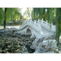 汉白玉雕刻,石桥,汉白玉栏杆,古建雕刻,汉白玉仿古雕刻,栏.