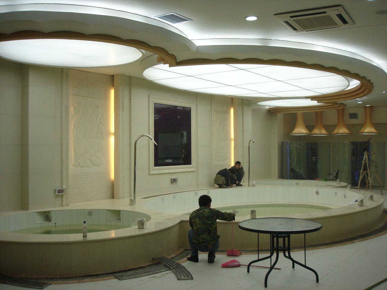 柔性透光膜-售楼部灯箱软膜