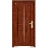 新多高级钢木装甲门